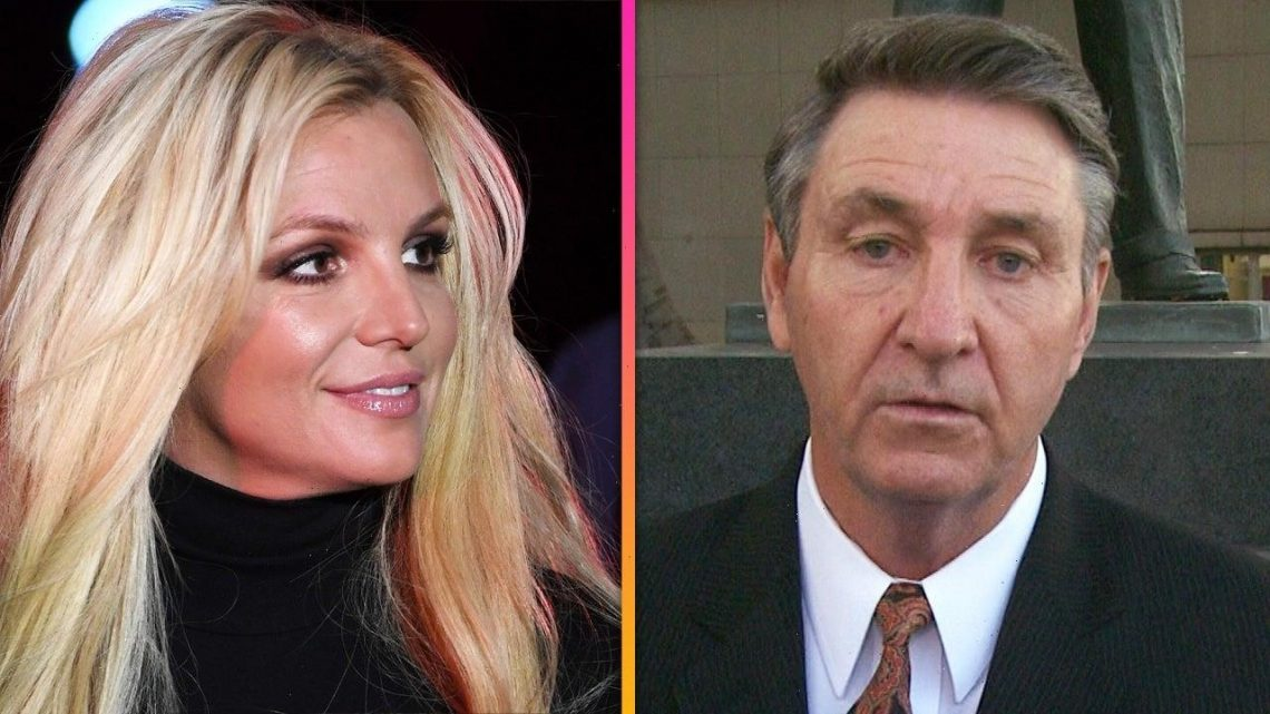 Britney Spears' Father Jamie Files to End Conservatorship