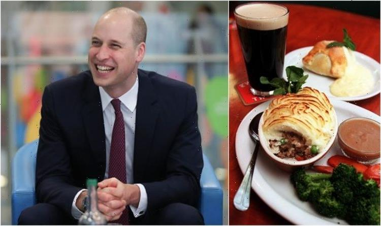 Chef shares Prince William's 'favourite' cottage pie recipe – 'really good'