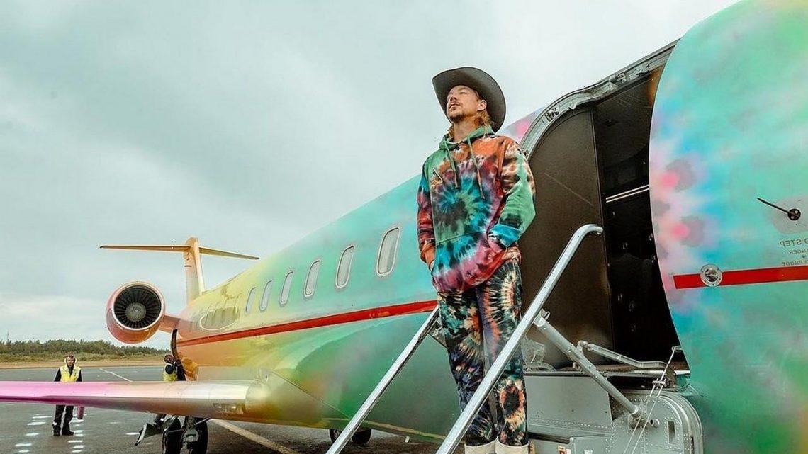 Diplo Grateful to Be Alive After Private Jet's Door Broke Mid-Flight