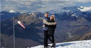 Do the Married at First Sight UK couples fly on their honeymoon trips together?