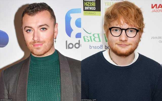Ed Sheeran Reveals Plans to Send Sam Smith NSFW Gift