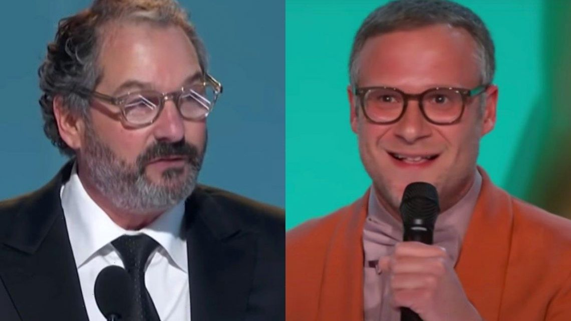 Emmys Producers Still 'Fuming' Over Seth Rogen's COVID Jokes and 'Disrespectful' Scott Frank