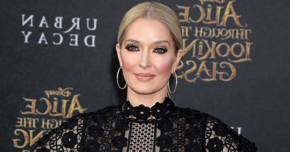 Erika Jayne Claps Back After She's Spotted at TJ Maxx Amid Legal Woes