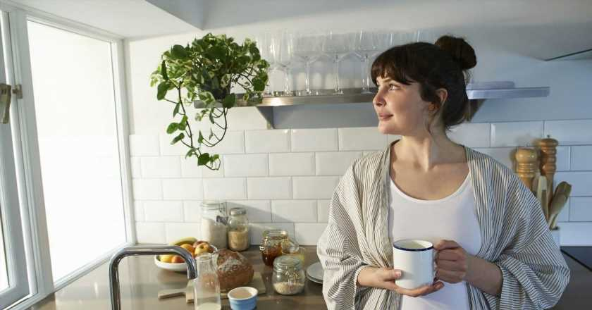 From paint colour to plants: 7 simple ways to make your home healthier