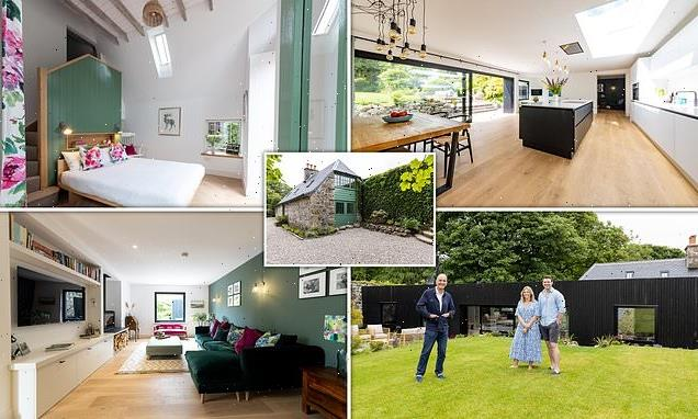 Grand Designs couple building home in Kinross shock Kevin McCloud