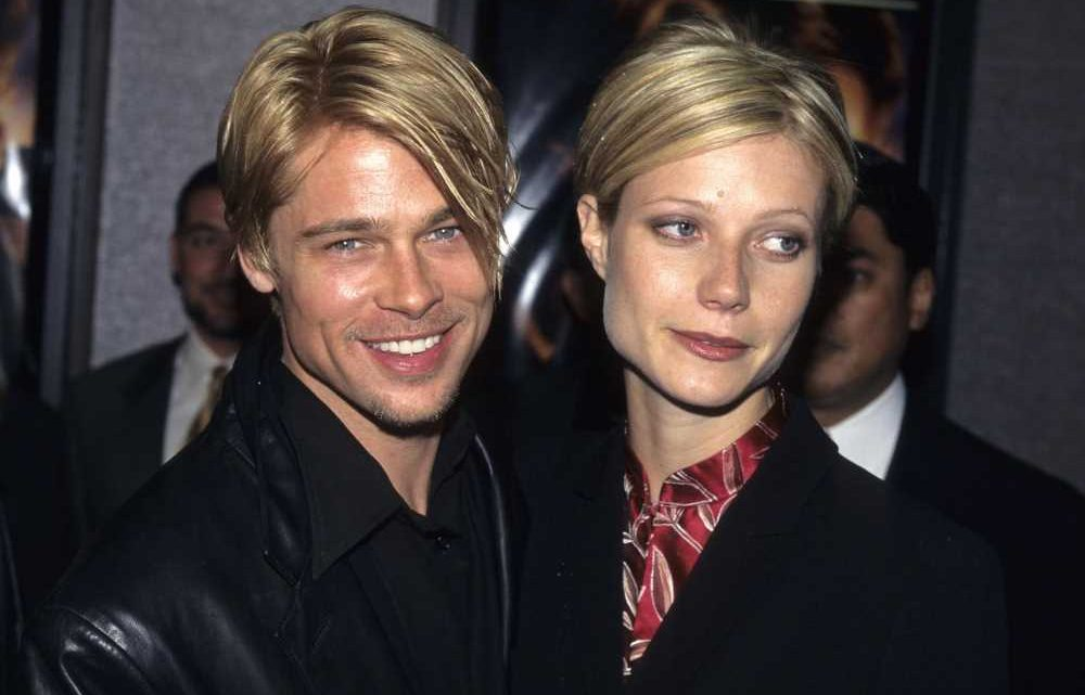 Gwyneth Paltrow and Brad Pitt visited 'same stylist' for matching '90s haircuts