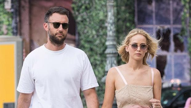 Jennifer Lawrence Pregnant: Actress Expecting 1st Child With Husband Cooke Maroney
