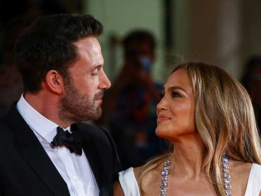 Jennifer Lopez & Ben Affleck Do Not Disappoint in Stunning Red Carpet Looks in Venice