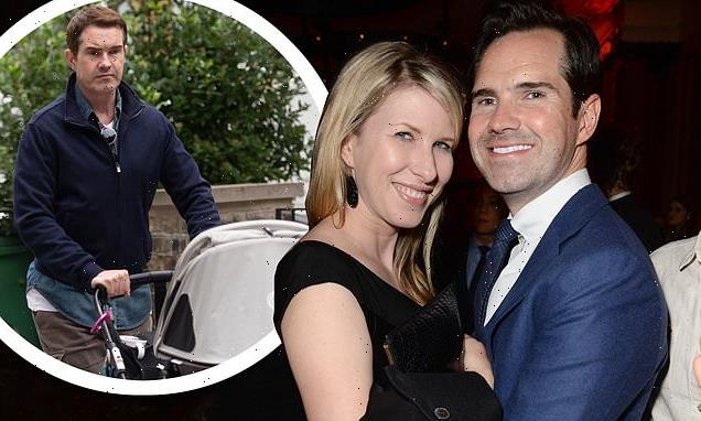 Jimmy Carr 'becomes a father for the first time'