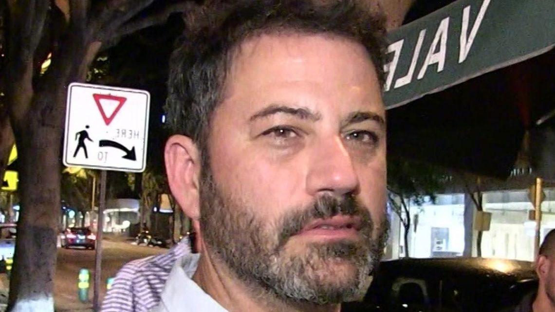 Jimmy Kimmel Apologizes for Past Impressions Using Blackface, Like Karl Malone