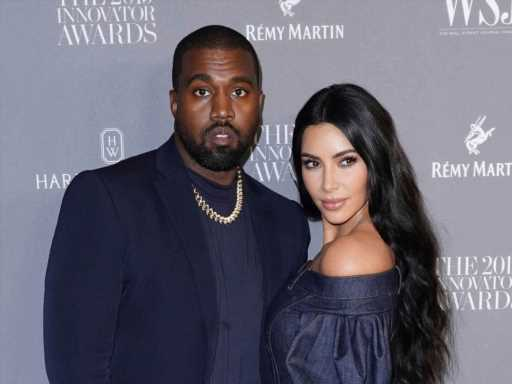 Kanye West Has Reportedly Been Trying to Win Kim Kardashian Back With These 'Donda' Stunts