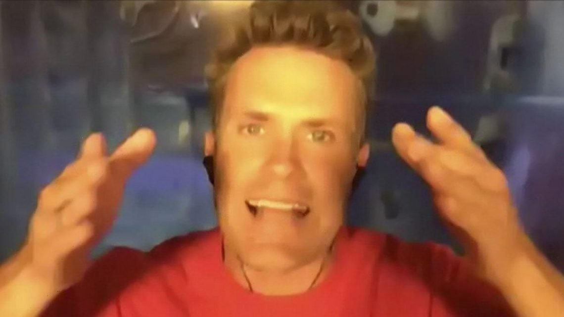 Kyle Brandt Says 'Frogger' Game Show Comes To Life Like 'Wreck-It Ralph'