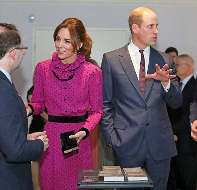 Levin: The Cambridges will announce their move to Windsor 'next week'