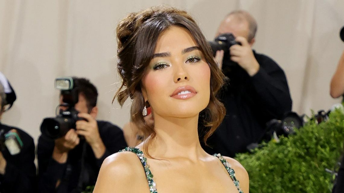 Madison Beer Has a Moment at the Met Gala 2021