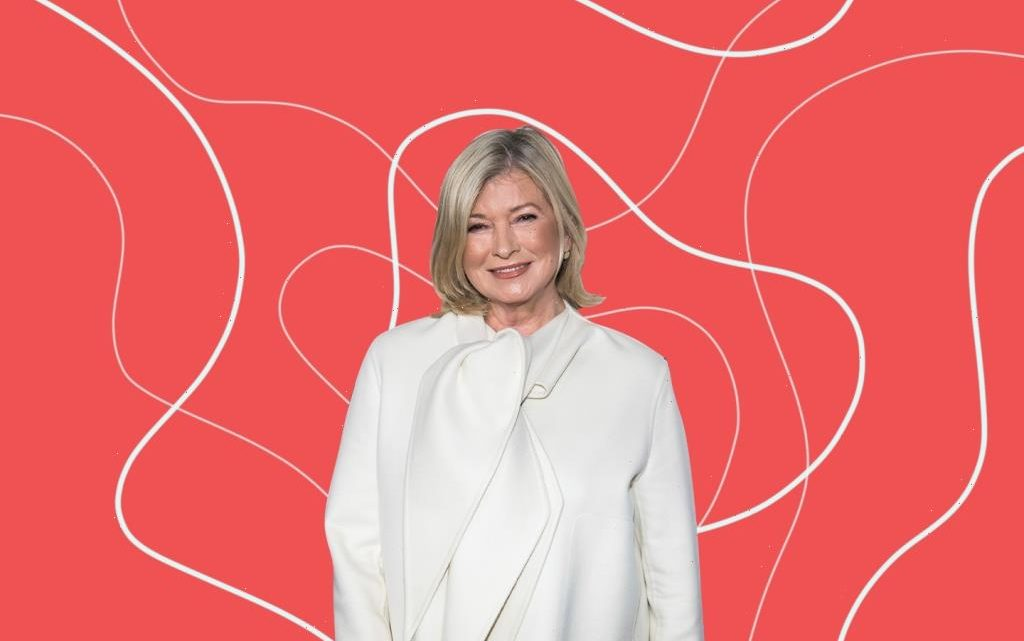 Martha Stewart Just Shared a Creamy Broccoli Curry You'll Have On Repeat This Fall