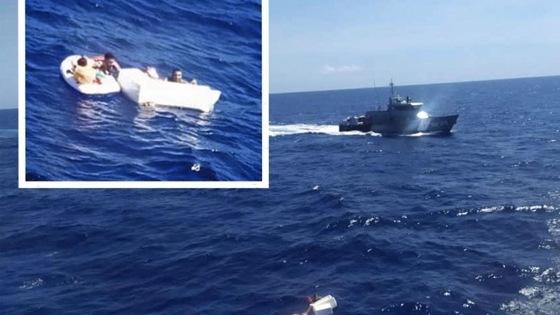 Mother Dies After Keeping Her Children Alive For Days After Shipwreck By Breastfeeding Them