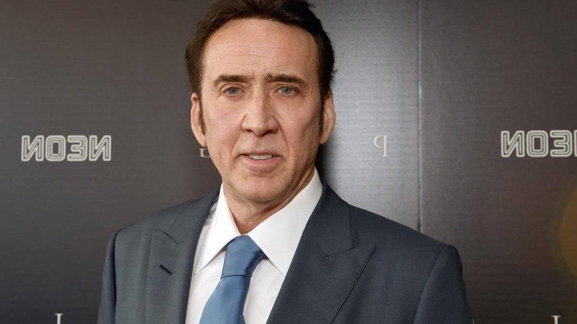 Nicolas Cage Was Kicked Out of Restaurant After Being Mistaken for Homeless Man