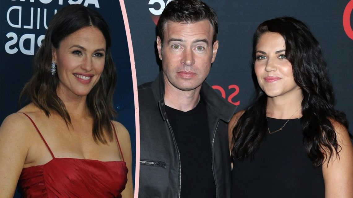 OMG Scott Foley Is TERRIFIED Of His Wife While Discussing Jennifer Garner Relationship!