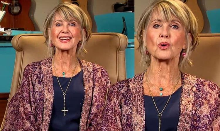 Olivia Newton-John: Grease legend, 72, seen in rare video amid stage 4 cancer battle
