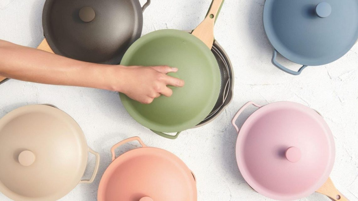 Pastel-toned pans are taking Instagram by storm – these are our 9 favourites