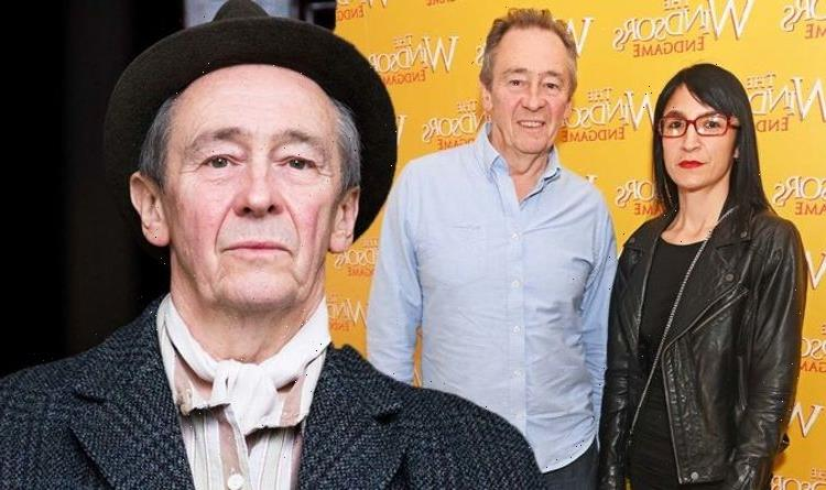 Paul Whitehouse lives separately from partner, who claims he was 'scared' of their age gap