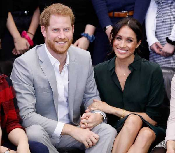 Prince Harry and Meghan Markle Make Time's 100 Most Influential People List — 'They 'Run Toward the Struggle', Chef José Andrés Says