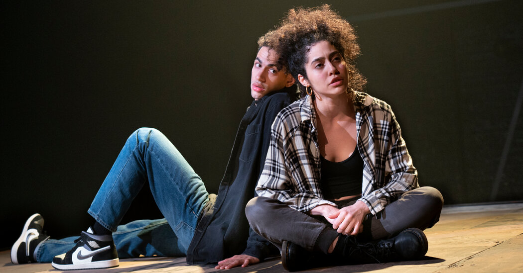 Review: In 'Sanctuary City,' Slamming the Door on the Dream
