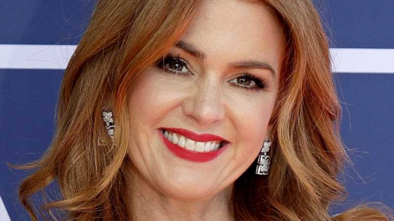 The One Thing Isla Fisher Had To Do Before Marrying Sacha Baron Cohen
