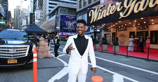 The Tony Awards concert is being hosted by 'Hamilton' star Leslie Odom Jr.