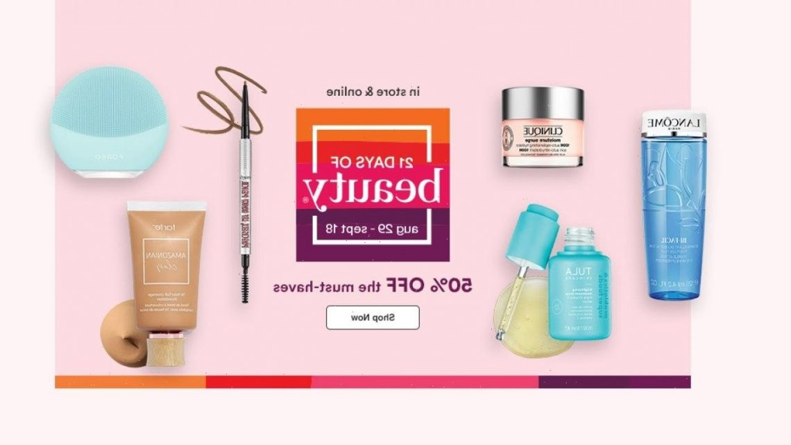 Ulta 21 Days of Beauty Sale — Take 50% Off Mario Badescu and More
