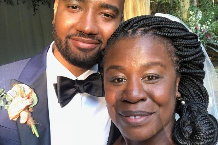 Uzo Aduba Is Married! Meet Her Husband, Robert Sweeting