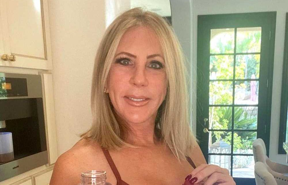 Vicki Gunvalson denies report she has COVID: It's an 'unknown cold'