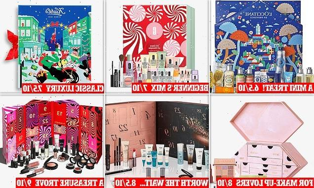 Advent of the beauty calendar stampede