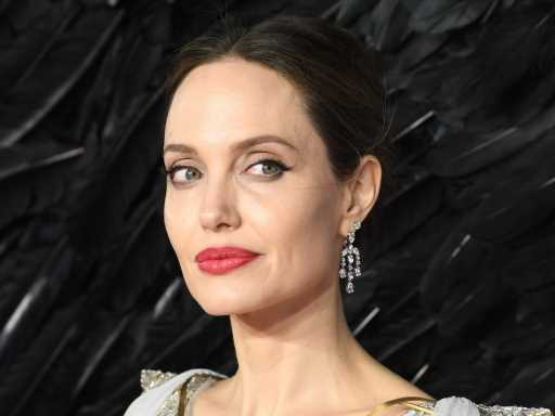 Angelina Jolie's Book Just Came Out — And It Has Such an Inspiring Message
