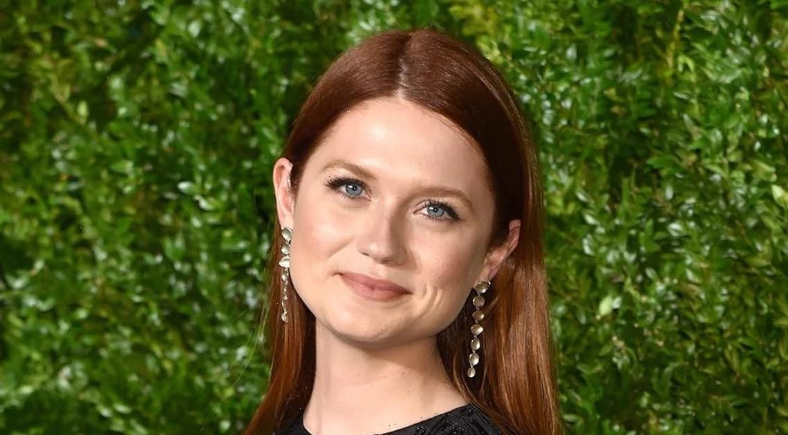Bonnie Wright Connects With 'Harry Potter' Costars Over Climate Justice
