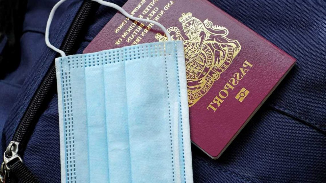 Brits need to check their passports or risk being turned away from their flight