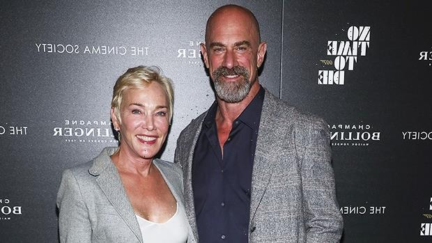 Christopher Meloni Makes Rare Red Carpet Appearance With Wife Sherman Williams — Photos