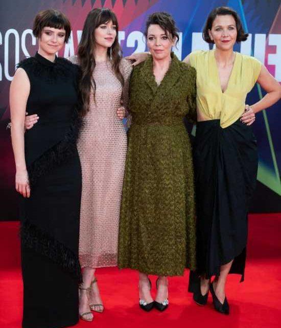 Dakota Johnson in Gucci at 'The Lost Daughter' UK premiere: cute or meh?