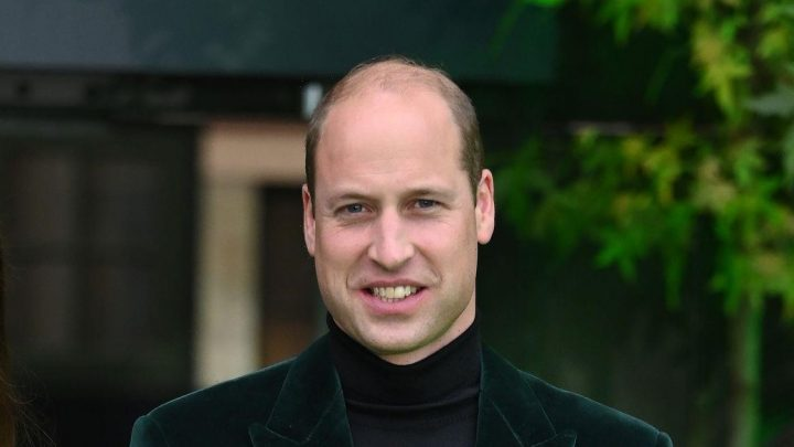 Demand for velvet blazers soars by 203 per cent as Prince William looks dapper in one