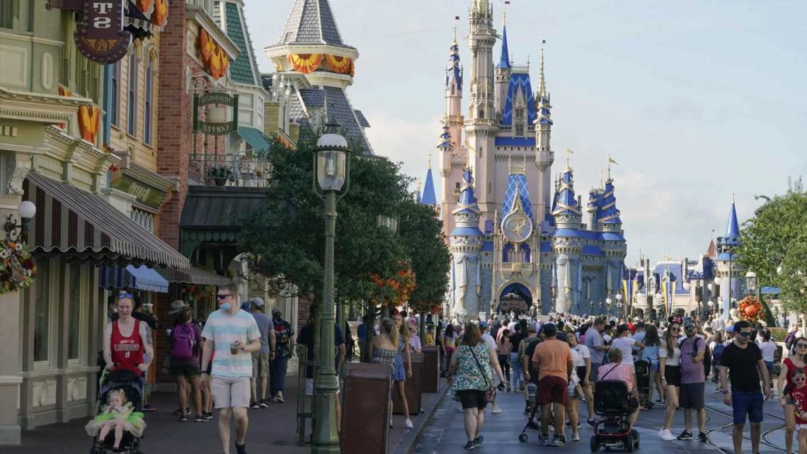 Disney Imagineer reveals how guests can see the secret underground tunnels used by cast members