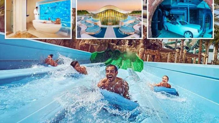 Dive in and enjoy Dubai's new attractions now it's off the UK's red list