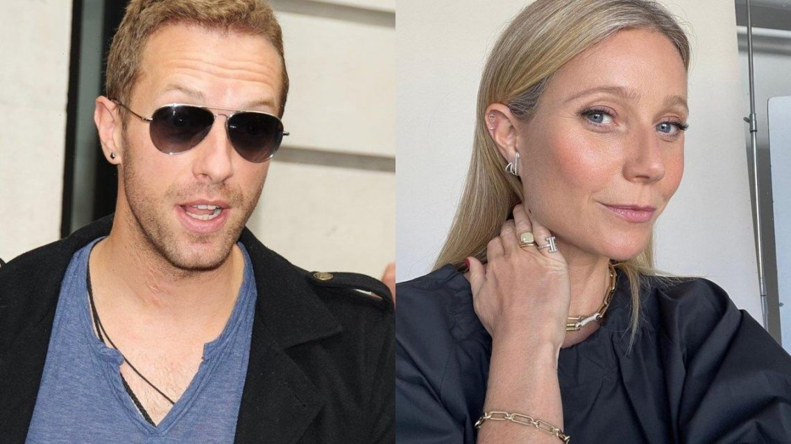 Gwyneth Paltrow Called Out Chris Martin Over His Bad Temper