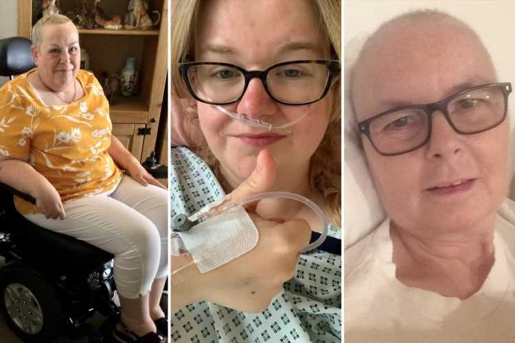 Half of cancer deaths in UK are people like us with rare, forgotten forms of the disease