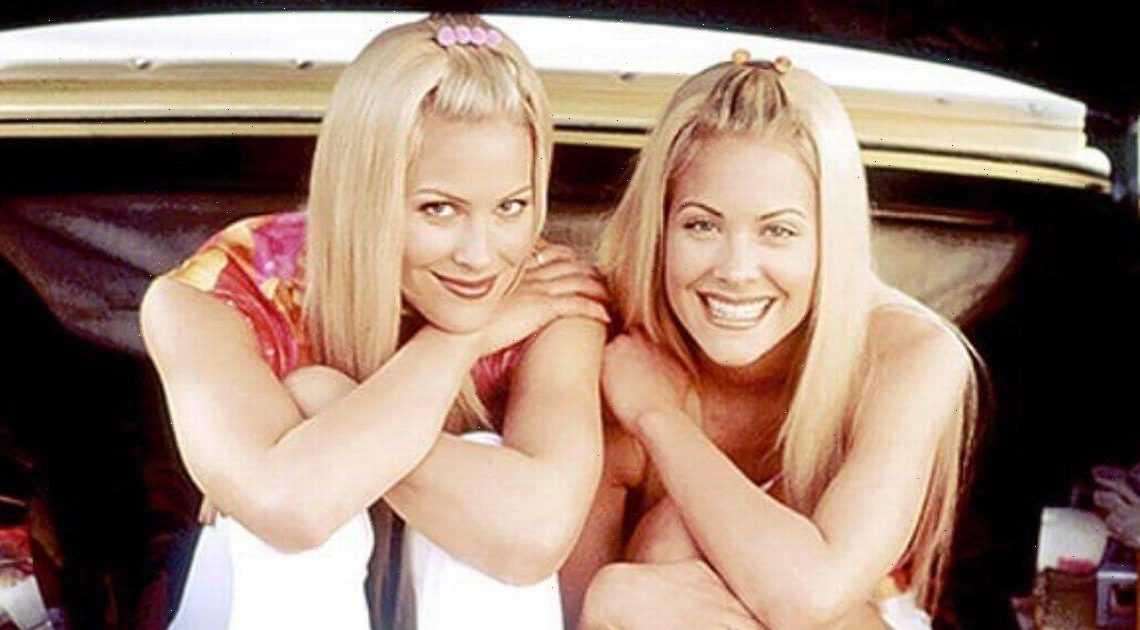 Here's what Sweet Valley High twins look like 25 years on from US TV show