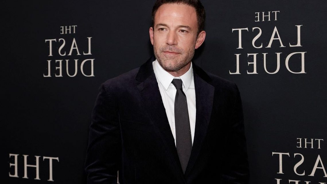 Is Ben Affleck The Oldest Actor to Play A Live-Action Batman