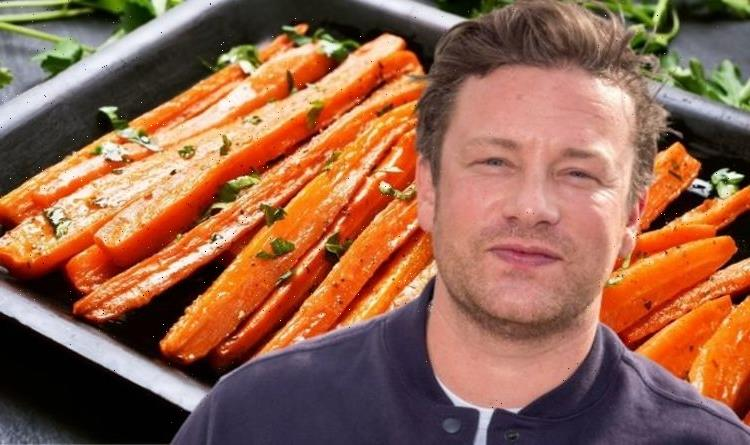 Jamie Oliver shares 'beautifully' glazed carrots recipe – 'perfect' for any roast dinner