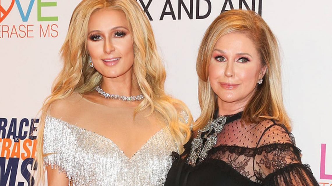 Kathy Hilton's used to call up newspapers to track down daughter Paris