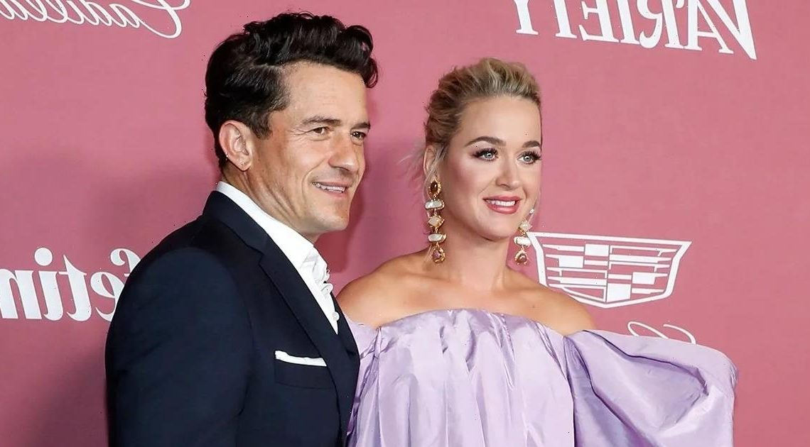 Katy Perry Calls Orlando Bloom Her 'Hero' After He Fixes Her 'Girdle'