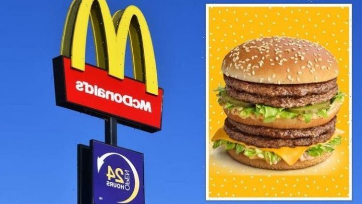 McDonald's menu: The SIX mega changes coming to a store near you – including the double Bi