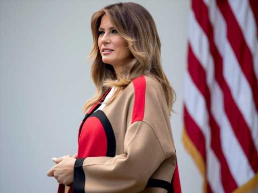 Melania Trump's Reported Nickname from Secret Service Says A Lot About Her Time at the White House